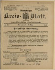 Bromberger Kreis-Blatt, 1912, nr 20