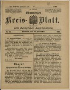 Bromberger Kreis-Blatt, 1912, nr 93