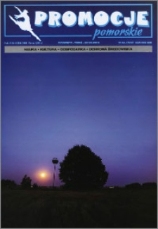 Promocje Pomorskie 1998 nr 8