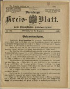 Bromberger Kreis-Blatt, 1912, nr 103