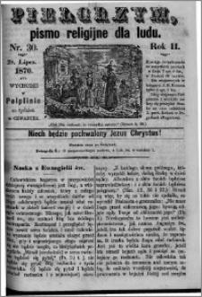 Pielgrzym, pismo religijne dla ludu 1870 nr 30