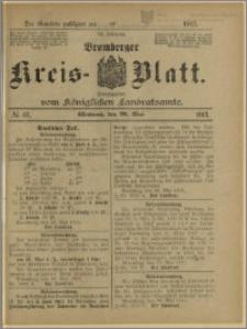 Bromberger Kreis-Blatt, 1913, nr 43