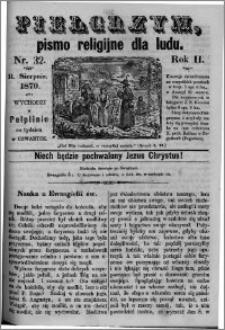 Pielgrzym, pismo religijne dla ludu 1870 nr 32