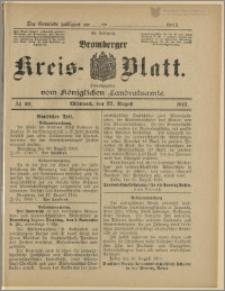Bromberger Kreis-Blatt, 1913, nr 69