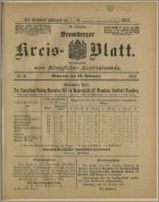 Bromberger Kreis-Blatt, 1913, nr 91