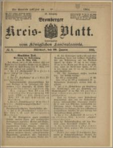 Bromberger Kreis-Blatt, 1914, nr 8