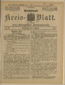 Bromberger Kreis-Blatt, 1914, nr 26