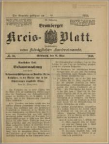 Bromberger Kreis-Blatt, 1914, nr 33