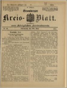 Bromberger Kreis-Blatt, 1914, nr 40