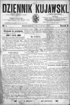 Dziennik Kujawski 1894.01.03 R.2 nr 1
