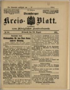 Bromberger Kreis-Blatt, 1914, nr 68