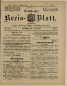 Bromberger Kreis-Blatt, 1914, nr 80