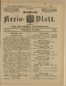 Bromberger Kreis-Blatt, 1914, nr 84