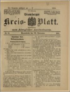 Bromberger Kreis-Blatt, 1914, nr 95