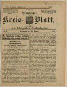 Bromberger Kreis-Blatt, 1915, nr 4