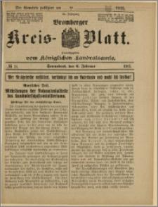 Bromberger Kreis-Blatt, 1915, nr 11