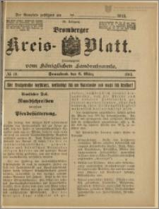 Bromberger Kreis-Blatt, 1915, nr 19