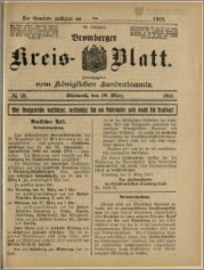 Bromberger Kreis-Blatt, 1915, nr 20