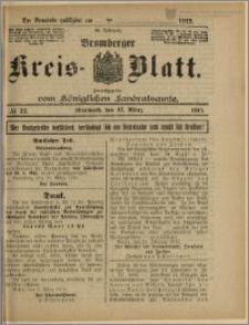 Bromberger Kreis-Blatt, 1915, nr 22