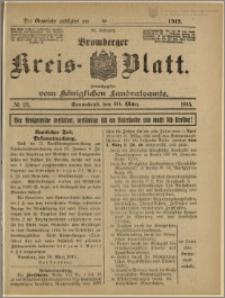 Bromberger Kreis-Blatt, 1915, nr 23