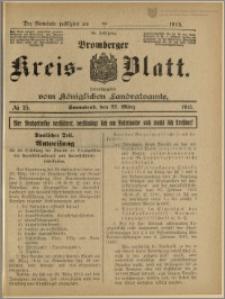 Bromberger Kreis-Blatt, 1915, nr 25