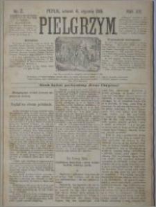 Pielgrzym, pismo religijne dla ludu 1881 nr 2