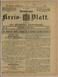 Bromberger Kreis-Blatt, 1915, nr 26