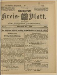 Bromberger Kreis-Blatt, 1915, nr 35