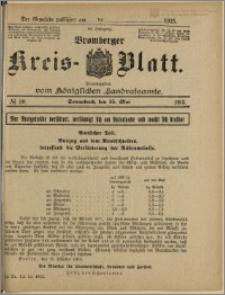Bromberger Kreis-Blatt, 1915, nr 39