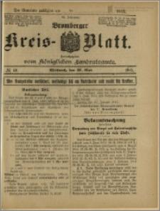Bromberger Kreis-Blatt, 1915, nr 40