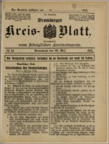 Bromberger Kreis-Blatt, 1915, nr 43