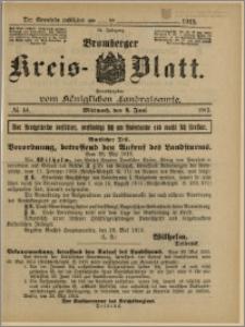 Bromberger Kreis-Blatt, 1915, nr 44