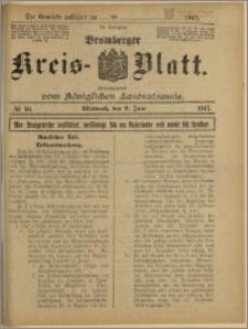 Bromberger Kreis-Blatt, 1915, nr 46
