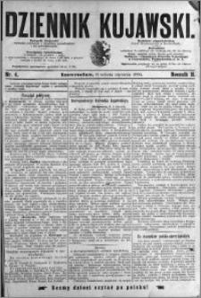 Dziennik Kujawski 1894.01.06 R.2 nr 4