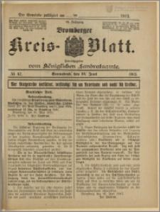 Bromberger Kreis-Blatt, 1915, nr 47