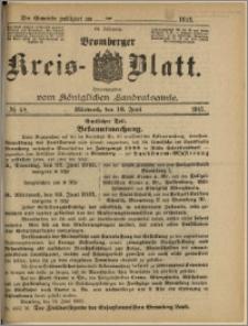 Bromberger Kreis-Blatt, 1915, nr 48