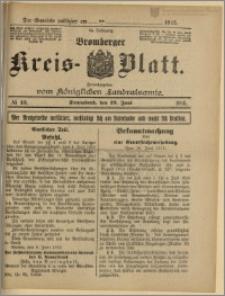 Bromberger Kreis-Blatt, 1915, nr 49