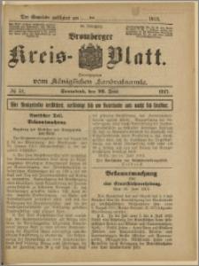 Bromberger Kreis-Blatt, 1915, nr 51
