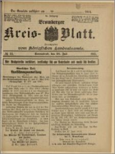Bromberger Kreis-Blatt, 1915, nr 55