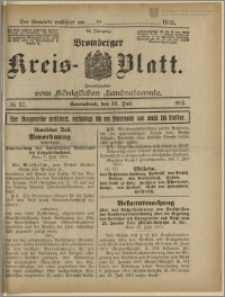 Bromberger Kreis-Blatt, 1915, nr 57