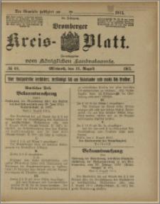 Bromberger Kreis-Blatt, 1915, nr 64