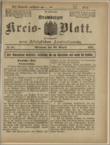 Bromberger Kreis-Blatt, 1915, nr 68