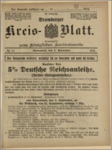 Bromberger Kreis-Blatt, 1915, nr 71
