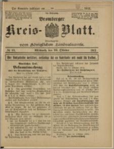 Bromberger Kreis-Blatt, 1915, nr 84