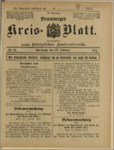 Bromberger Kreis-Blatt, 1915, nr 86