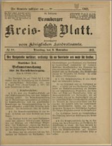 Bromberger Kreis-Blatt, 1915, nr 88