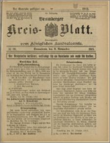 Bromberger Kreis-Blatt, 1915, nr 89
