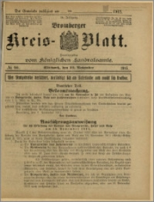 Bromberger Kreis-Blatt, 1915, nr 90