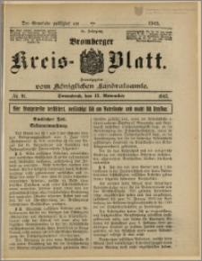 Bromberger Kreis-Blatt, 1915, nr 91