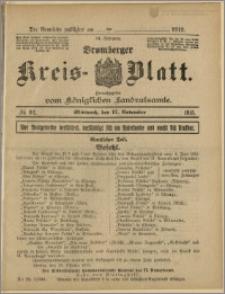 Bromberger Kreis-Blatt, 1915, nr 92